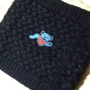 Grateful Dead BluesBear Soft & Warm Neck Tube